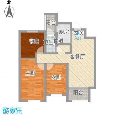 天朗五珑1号/5号/9号楼C户型