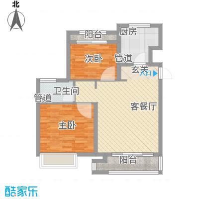 象屿上海年华B3户型