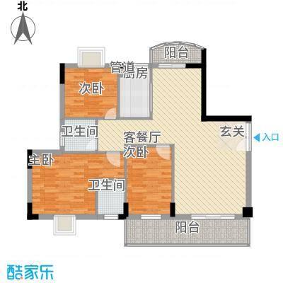 大箕山家园11.00㎡户型