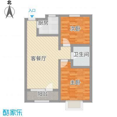 鼎晟国际10-12#楼I户型