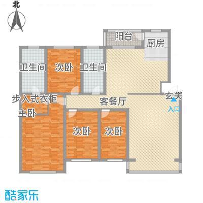 东区国际5号楼户型