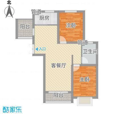 香榭家园3、5、8、9号楼户型