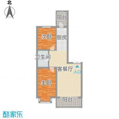 群力观江国际13号楼户型