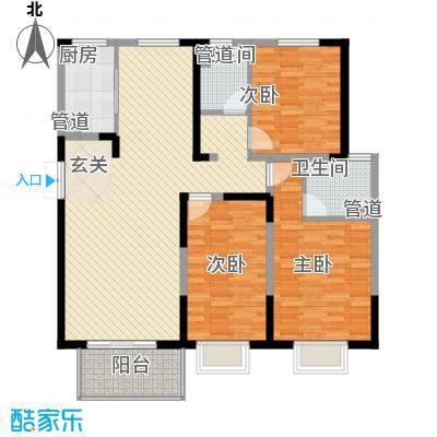 宏润花园2015325户型