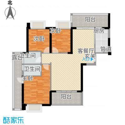 隽园4、5栋2-28层03户型