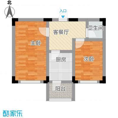 阳光嘉年华尚城7D户型