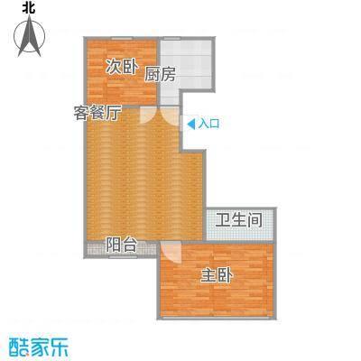 安次-馨视界花城96平米两局