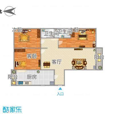 朝阳-东润枫景-设计方案