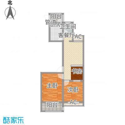 金都北苑二期高层11、12、13号楼户型