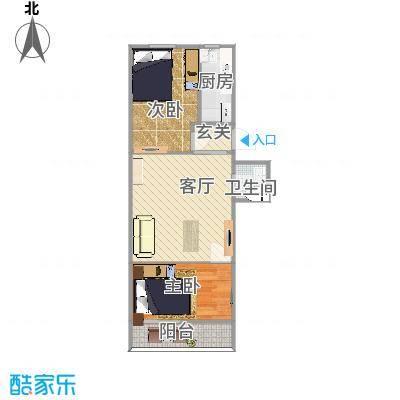 北京-清河毛纺厂南小区-设计方案