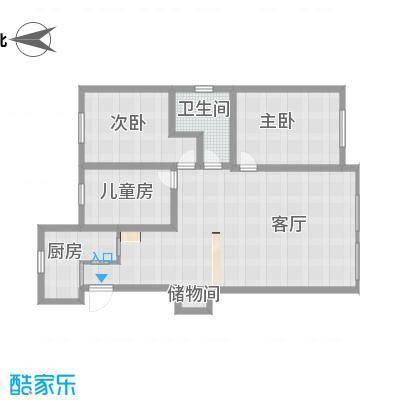 大连-北斗家园-原户型图