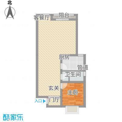琵琶岛山水豪庭C户型
