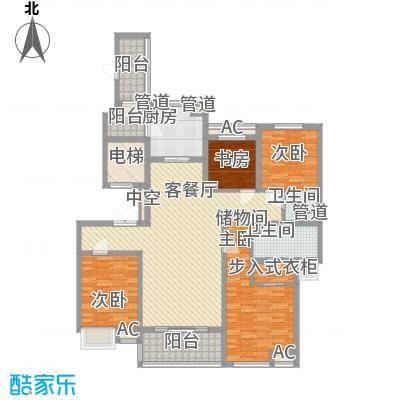万科大明宫7号楼户型
