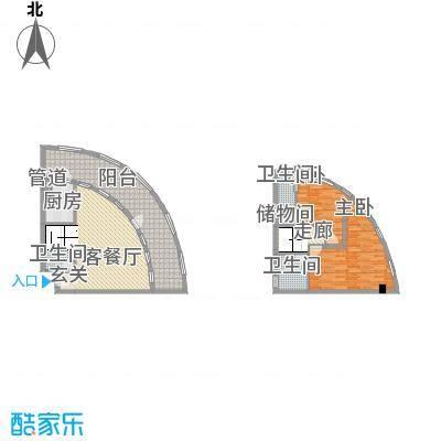 PURE33璞岸PURE户型