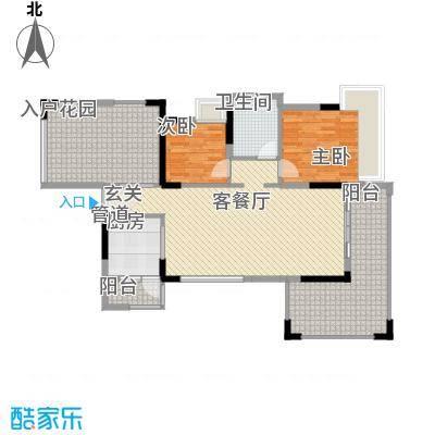 丰泰观山碧水・凌峰3栋/6栋1单元02户型