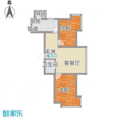 诚品6963户型1室1厅1卫