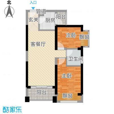 锦绣海湾城11栋02单元户型