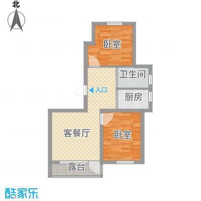 智祥明珠苑E户型
