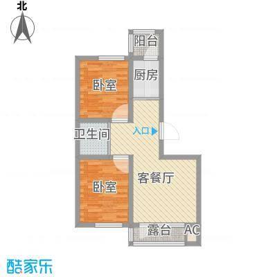 智祥明珠苑F户型