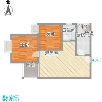 申烨太阳城三期三期31/32/34/35/36/37号楼标准层B3户型