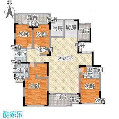 坤杰・拉菲香榭3F户型