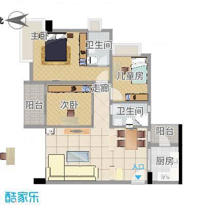 珠海-世荣名筑test1