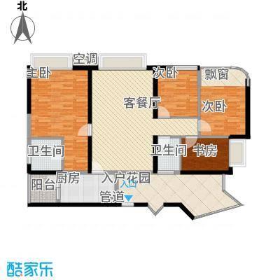 龙园8号8.00㎡户型2室