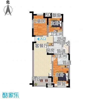 松江-绿地新南路壹号公寓-设计方案
