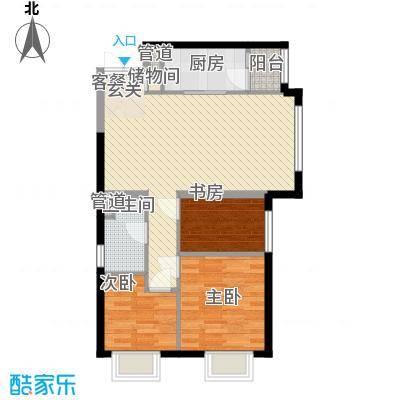 天津津南新城别墅户型