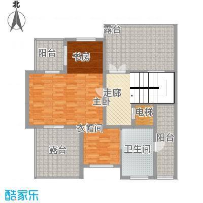 森林谷正弘湾一期双拼别墅三层户型