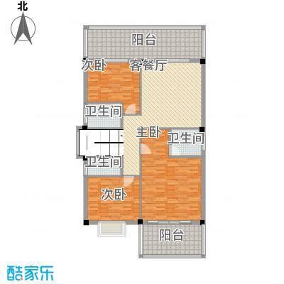 古龙公寓古龙居住公寓04_conew1户型3室2厅1卫