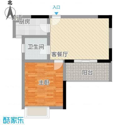 博鳌・海威景苑B户型