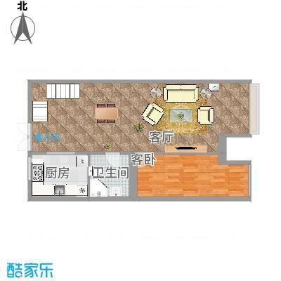 廊坊跃界花园1层