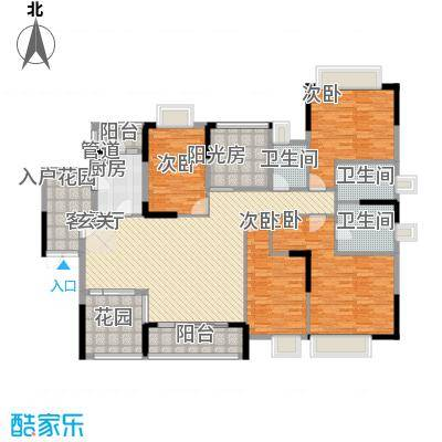 世纪城国际公馆四期世纪城国际公馆户型