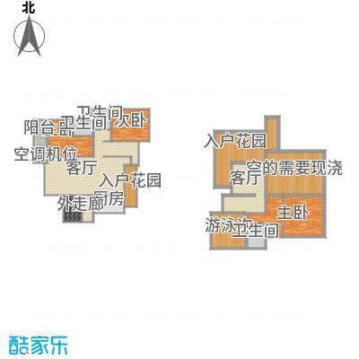 8号房3号楼三室三厅三卫建面191.08套内170.46赠送87.8