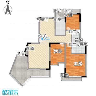 恒大雅苑东莞户型