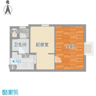 海航白金汇私人酒店B1户型1室1厅1卫1厨