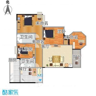 九江-都昌县阳光国际-设计方案