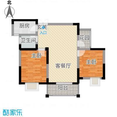 汇峰・苹果小镇L户型