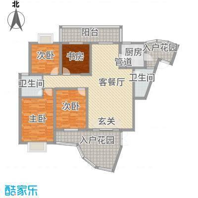 中骏海岸1号厦门户型