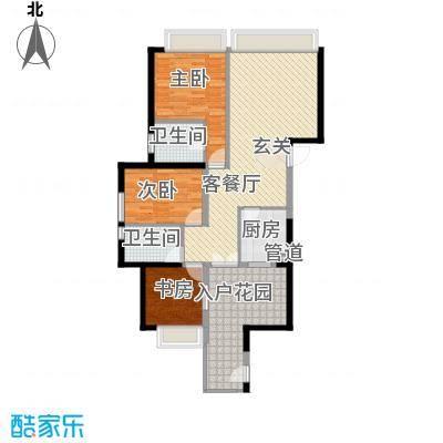 国际邮轮城一期(一期)南区2#楼22层07单元户型