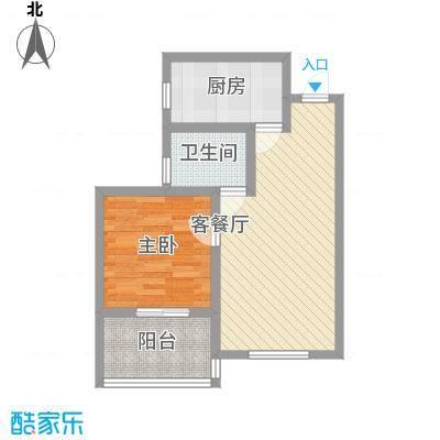 杨凌恒大城公寓户型