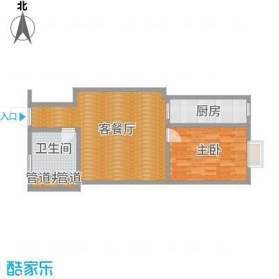 北京-苏州街33号公寓-设计方案