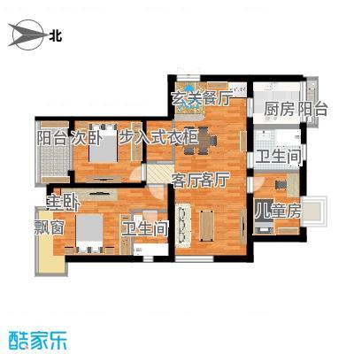 上海-爱家亚洲花园-设计方案