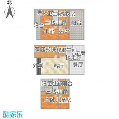 重庆-开县春天花园-设计方案
