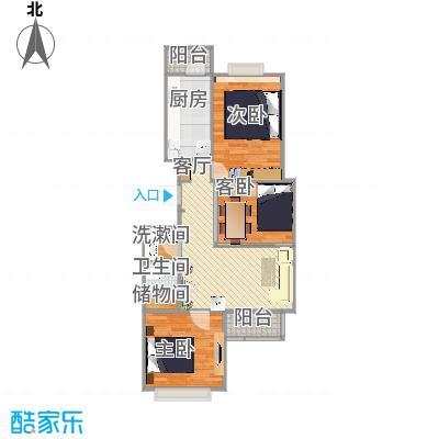 北京-朝来家园-设计方案