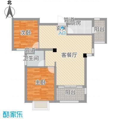 台�国际广场2#3#5#B户型