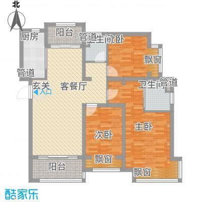 台�国际广场7#10#A户型