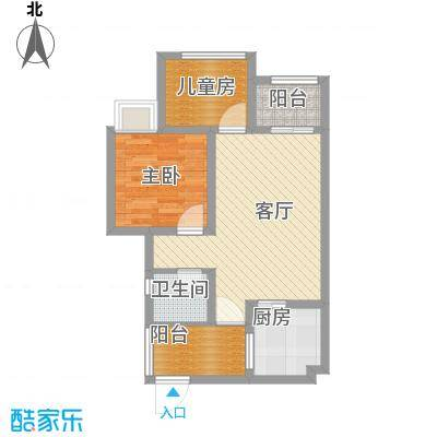 一室一厅(35栋32-4)
