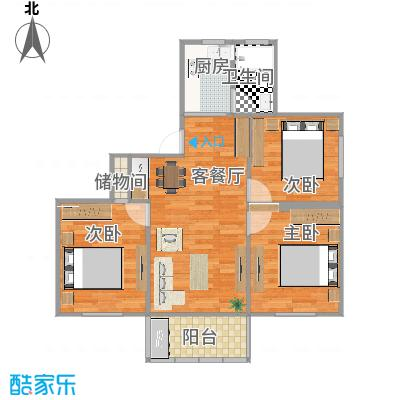 宝山-共江小区-设计方案
